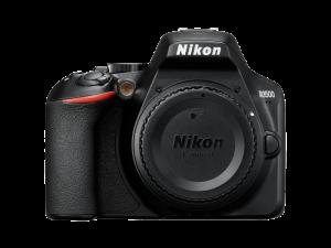 Nikon D3500 Aparat Foto DSLR DX Kit Obiectiv Nikkor AF-P 18-55mm VR7