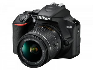 Nikon D3500 Aparat Foto DSLR Kit 18-55mm cu trepied foto-video9