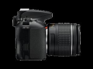Nikon D3500 Aparat Foto DSLR DX Kit Obiectiv Nikkor AF-P 18-55mm VR6