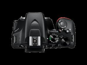 Nikon D3500 Aparat Foto DSLR DX Kit Obiectiv Nikkor AF-P 18-55mm VR3