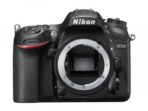 Nikon D7200 Aparat Foto DSLR 24MP CMOS Body + Digital Power Grip cu telecomanda0