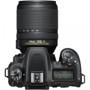 Nikon D7500 Aparat Foto DSLR DX Kit Obiectiv Nikkor 18-140mm f3.5-5.6 G ED VR [2]