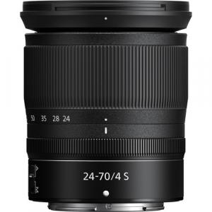 Nikon NIKKOR Z 24-70mm Obiectiv Foto Mirrorless f4 S [2]
