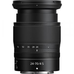 Nikon NIKKOR Z 24-70mm Obiectiv Foto Mirrorless f4 S [3]