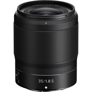 Nikon NIKKOR Z 35mm f1.8 S Obiectiv Foto Mirrorless0