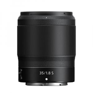 Nikon NIKKOR Z 35mm f1.8 S Obiectiv Foto Mirrorless3