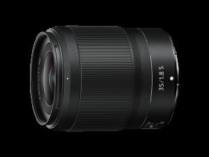 Nikon NIKKOR Z 35mm f1.8 S Obiectiv Foto Mirrorless1