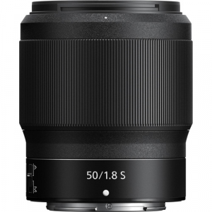 Nikon NIKKOR Z 50mm Obiectiv Foto Mirrorless f1.8 S4