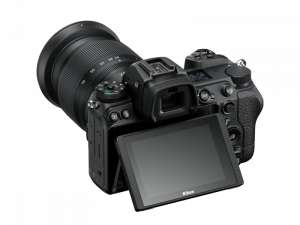 Nikon Z 6II Aparat Foto Mirrorless 24.5MP Kit cu Obiectiv 24-70mm F4 si Adaptor FTZ [2]