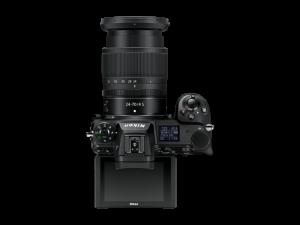 Nikon Z 6II Aparat Foto Mirrorless 24.5MP Kit cu Obiectiv 24-70mm F4 si Adaptor FTZ [4]