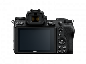 Nikon Z6 Mirrorless 24.5MP + Adaptor FTZ