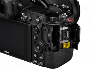 Nikon Z6 Mirrorless 24.5MP + Adaptor FTZ8