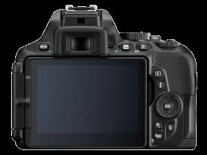 Nikon Aparat foto DSLR D5600 24.2MP Kit AF-P 18-55mm VR2