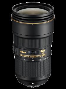 Obiectiv Nikon AF-S 24-70mm f/2.8E ED VR0