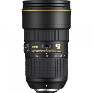Nikon AF-S NIKKOR 24-70mm Obiectiv Foto DSLR f/2.8E ED VR [2]
