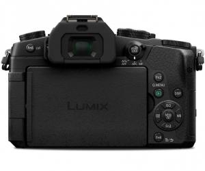 Panasonic Aparat Foto Mirrorless Lumix DMC-G80M  4K 16MP Wi-Fi Kit cu Obiectiv G Vario 12-60mm f/3.5-5.6 ASPH. Power O.I.S2