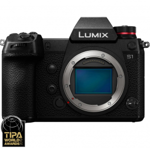 Panasonic Aparat Foto Mirrorless Lumix S1 24MP 4K60p Body [0]