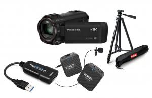 Panasonic HC-VX980 Camera video cu filmare 4K [0]