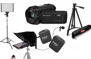 Kit Creator de continut cu filmare 4K0