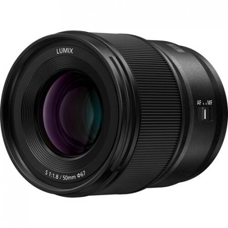 PANASONIC OBIECTIV LUMIX S 50MM F/1.8 Full Frame Montura L [3]