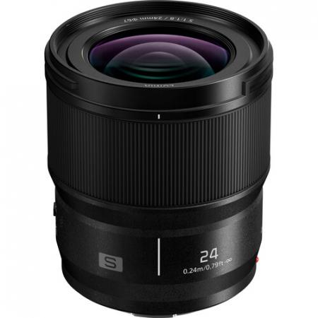 Panasonic Lumix S 24 mm Obiectiv Foto Mirrorless F1.8 Full Frame Montura L [6]