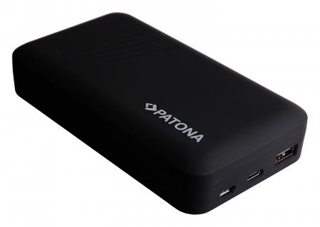 Patona Incarcator Dual 3în1 pentru Sony NP-FZ100 [3]