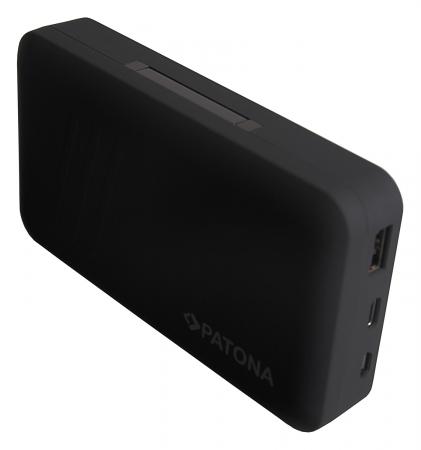 Patona Incarcator Dual 3în1 pentru Sony NP-FZ100 [4]