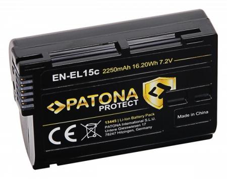 Patona Protect EN-EL15C acumulator pentru Nikon Z [1]