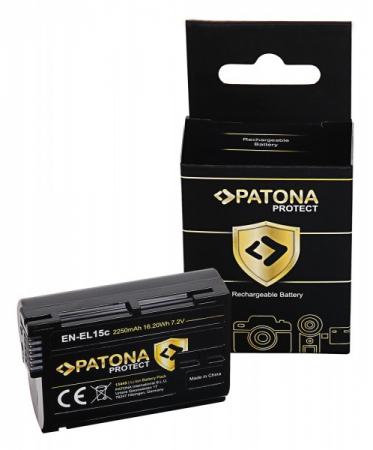 Patona Protect EN-EL15C acumulator pentru Nikon Z [0]