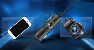 Synco S8 lavaliera cu fir 8m pentru camere, smartphoone, tablete sau recordere [6]