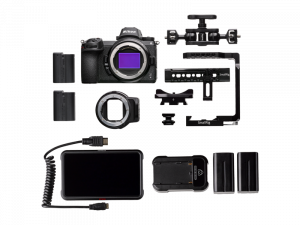 Nikon Z6 FTZ Body Essential Movie Kit0