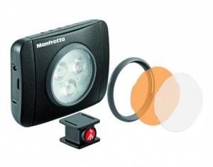 Primaphoto suport smartphone cu minitrepied si LED 3 pentru vlogging cu lavaliera1
