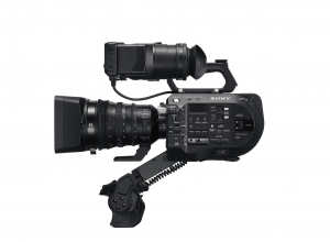 Sony PXW-FS7 Camera Video Super 35mm2