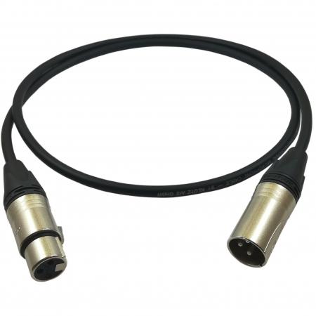 Adam Hall cablu XLR mama - tata 6 metri1