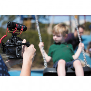 Rode VideoMic GO microfon shotgun6