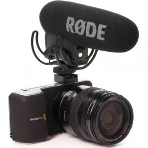 Rode Videomic Pro R microfon cu sistem de suspensie Rycote Lyre3