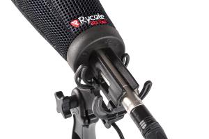 Rycote cablu microfon 40cm XLR-3F/3M [1]