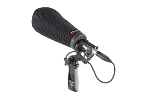 Rycote cablu microfon 40cm XLR-3F/3M [3]