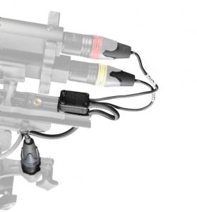 Rycote Connbox CB3 2XLR-3F protectie cablu [0]