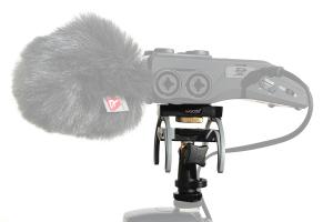 Rycote Shock-Mount Heavy-Duty pentru recorder portabil [1]