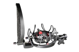 Rycote Shock-Mount de studio universal cu filtru Pop [1]