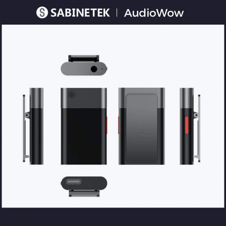 Sabinetek Audiowow Microfon Wireless [1]