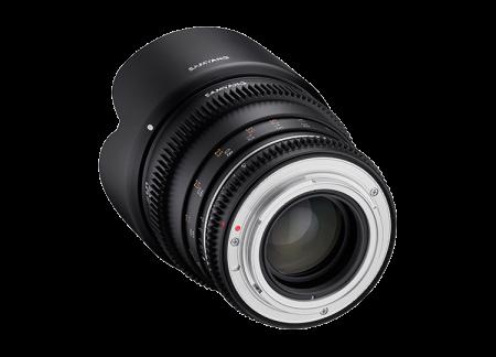 Samyang 50mm T1.5 VDSLR MK2 Montura Canon RF [2]