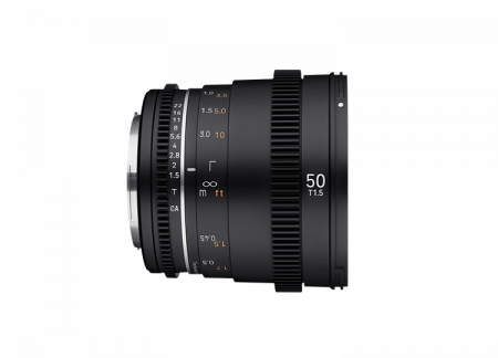 Samyang 50mm T1.5 VDSLR MK2 Montura Canon RF [0]