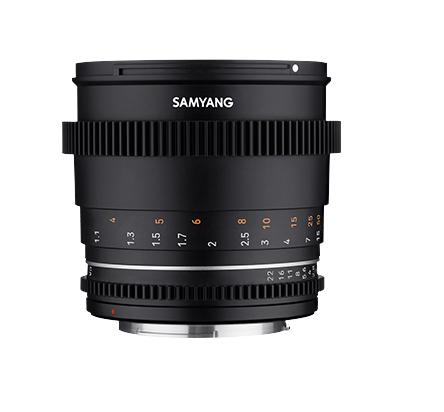 Samyang 85mm T1.5 VDSLR MK2 Montura Sony E [0]