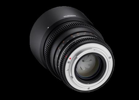 Samyang 85mm T1.5 VDSLR MK2 Montura Sony E [2]