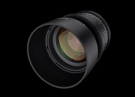 Samyang 85mm T1.5 VDSLR MK2 Montura Sony E [3]