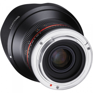 Samyang Obiectiv Foto Mirrorless 12mm F2.0 NCS CS Montura Fujifilm X Negru [4]