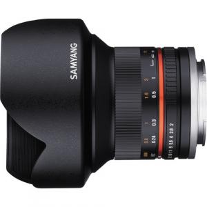 Samyang Obiectiv Foto Mirrorless 12mm F2.0 NCS CS Montura Fujifilm X Negru [3]