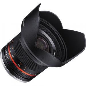 Samyang Obiectiv Foto Mirrorless 12mm F2.0 NCS CS Montura Fujifilm X Negru [2]